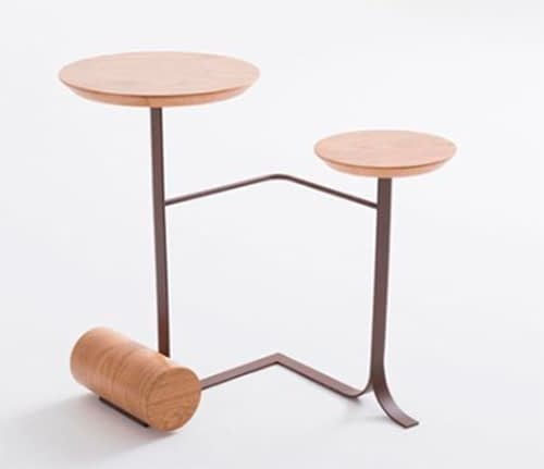 Brazilian Design Frigga Sede Table Designer Furniture Studio Marta Manente