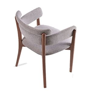 chair wood white brazilian design