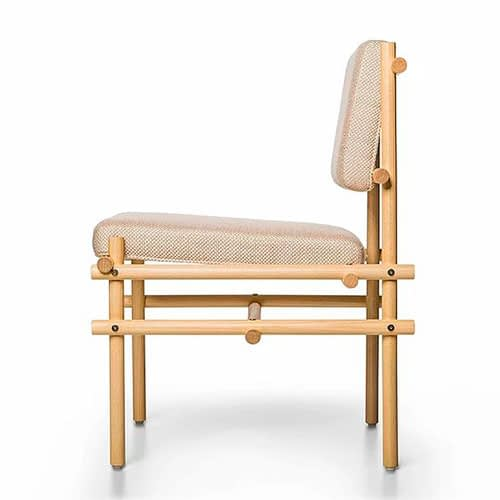Brazilian design chair pipa tiago curioni