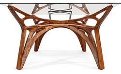 Brazilian design Mesa Plexxus