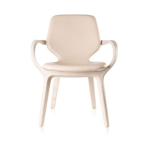 brazilian design mia chair white designer jader almeida