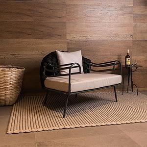 Brazilian Design Domed Armchair