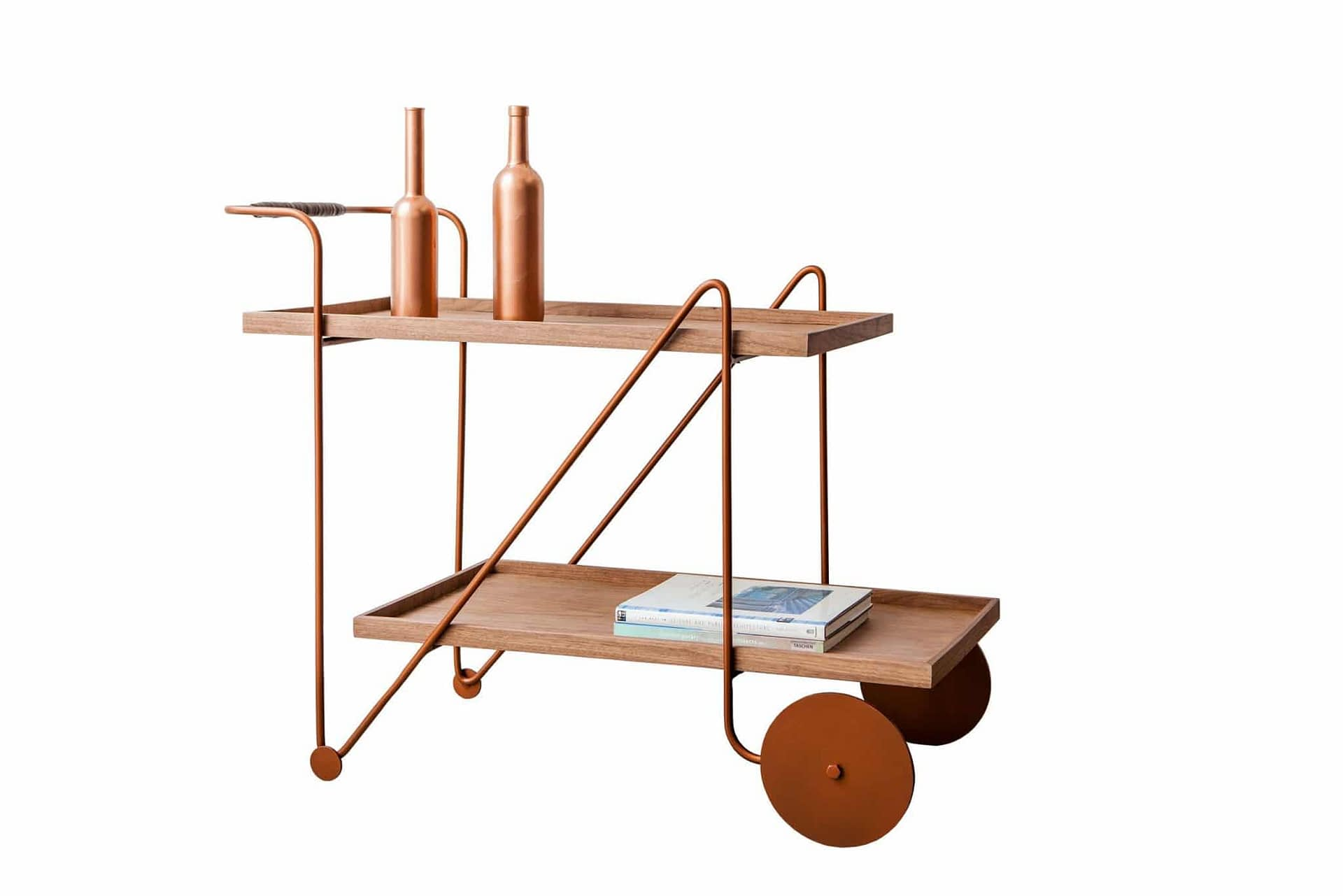 design Jorge Bar Cart designer Alessandra Delgado Design