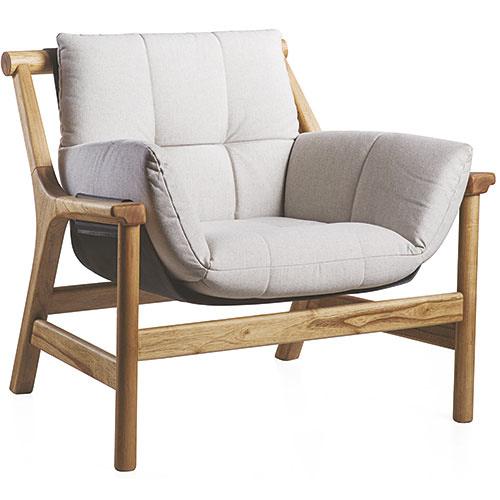 brazilian design sand armchair wood brazilian design
