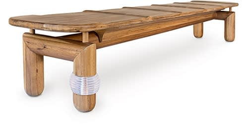 furniture design to be happy bench designer leo romano