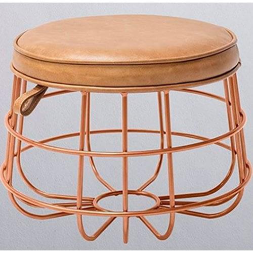 Brazilian Design Forseti Puff Designer Furniture Studio Marta Manente