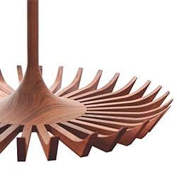 Light fixture congonhas brazilian design